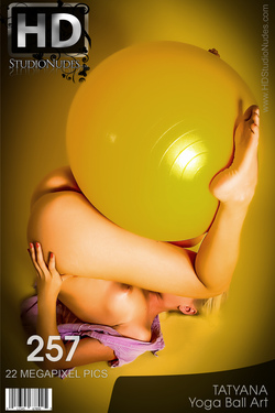 Preview Tatyana Yoga Ball Art