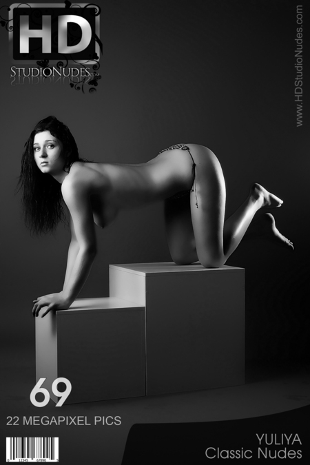 Yuliya in Classic Nudes - High Res Pictorial!l!