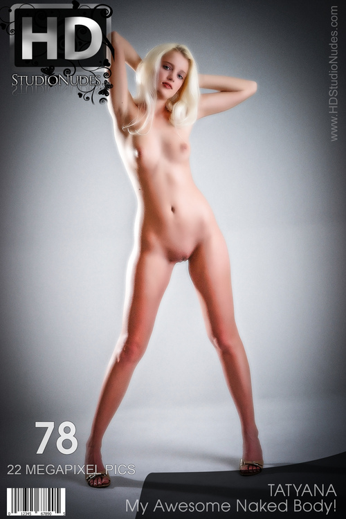 FREE PREVIEW Tatyana My Awesome Naked Body!