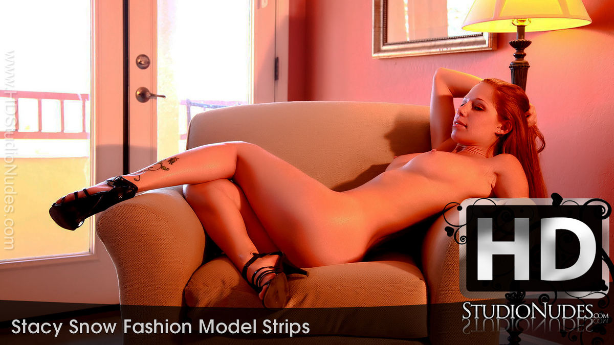 Stacy Snow in Stacy Snow Check Me Out - Play FREE Preview Video!