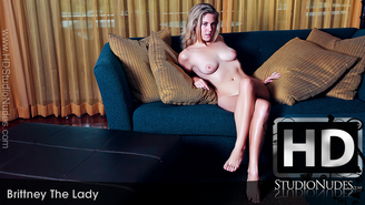 FREE PREVIEW Brittney in The Lady