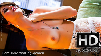 FREE PREVIEW Cami in Hard Working Woman